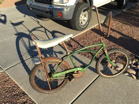 craigslist find  schwinn sting ray original owner