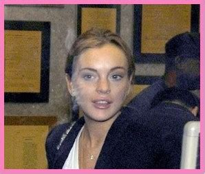Lindsay Lohan Attempted by Lindsay Lohan Attempted To A Outside Rehab