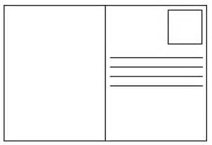 free blank postcard template for word tim de vall comics printables for