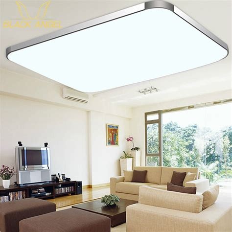 Ceiling Lights For Living Rooms 2016 Surface Mounted Modern Led Ceiling Lights For Living Room Light Fixture Indoor Lighting