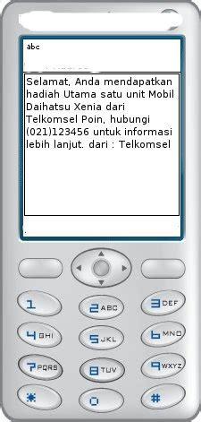 email pengaduan telkomsel pengaduan penipuan melalui sms format sms nomor tujuan sms