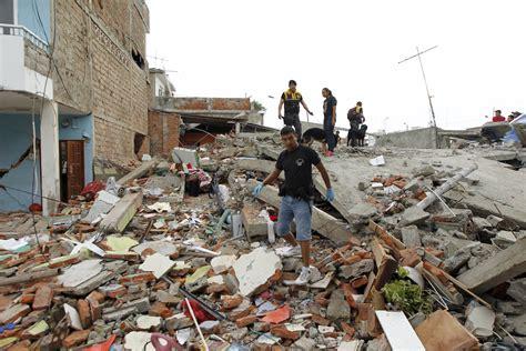 imagenes fuertes terremoto ecuador terremoto en ecuador famvin noticiases