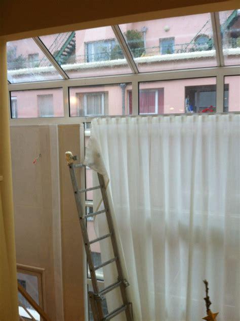 Rideau Pour Verriere by Un Rideau Sous Verri 232 Re D 233 Coetmati 232 Res 224
