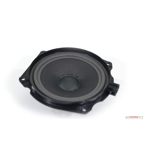 Front Door Speaker Mini Cooper R55 R56 R57 R58 R59 Front Lower Woofer Stereo Door Speaker 65123450757 Mini Cooper
