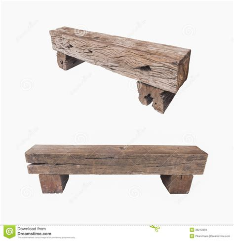 railroad tie bench railroad ties bench royalty free stock images image 38213359