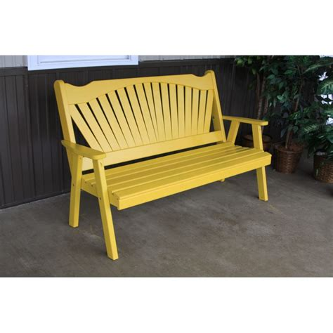 painted benches outdoor a l furniture