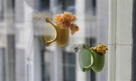 Suction Cup Planter by Stick It Innovative Livi Suction Cup Planter Page 2 Of