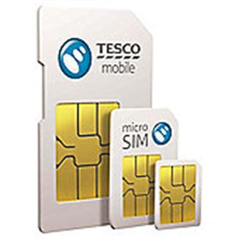 tesco mobile offers pay as you go pay as you go sims sim cards tesco