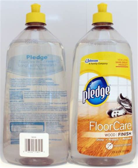 Pledge Floor Care Coupon by 4 Pledge Floor Care Wood Finish Shine Protect Restore 27
