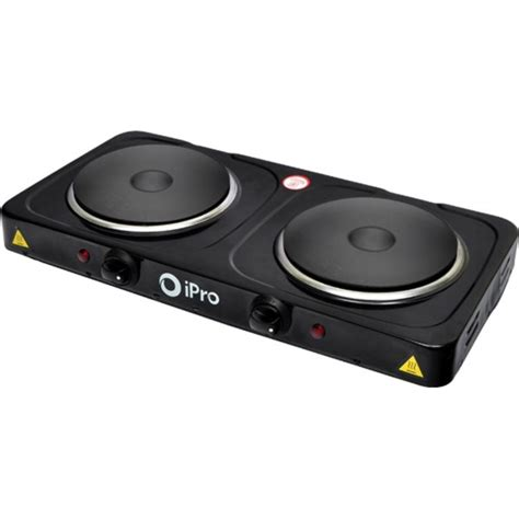 induction cooktop plate ipro electric dual plate induction cooktop black