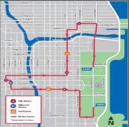 Chicago Marathon Elevation Map by Bank Of America Shamrock Shuffle 2016 2017 Date
