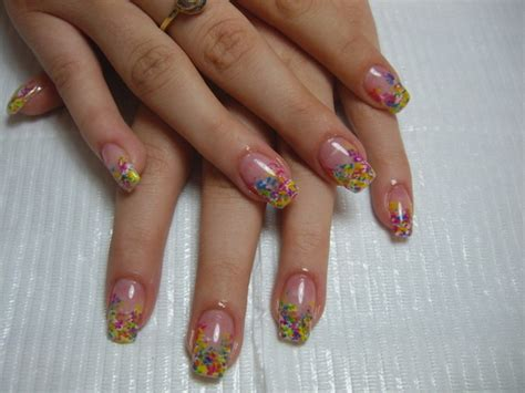 easy new year nail easy fashionable new years 2013 nail designs to master