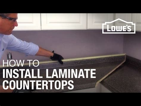 Laying Formica Countertop by How To Install Formica Countertop End Caps