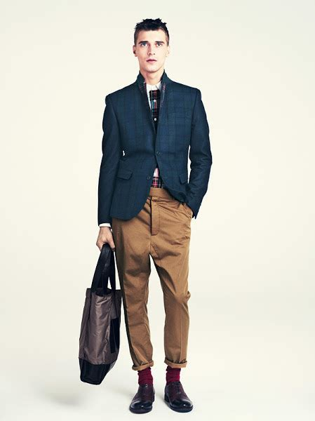 Winter Men Modern Clothing Collection 2012 ~ Fashion Watches