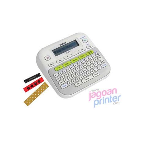 J Toner Jaco Home Shopping jual printer p touch d210 murah garansi