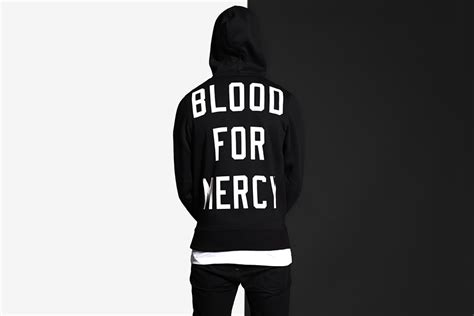 Hoodie Sweater Anak Yellow Claw Blood For Mercy Zemba Clothing giveaway blood for mercy hoodie yellow claw x 4th and b way