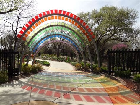 Gateway To The Children S Garden At Botanical Gardens Botanical Gardens Wichita Kansas