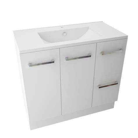 bunnings bathroom vanity marbletrend 900 x 460mm white kimberley vanity unit 1th i