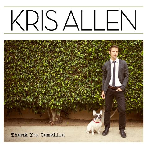 St I You kris allen quot thank you camilla quot listen to a mp3