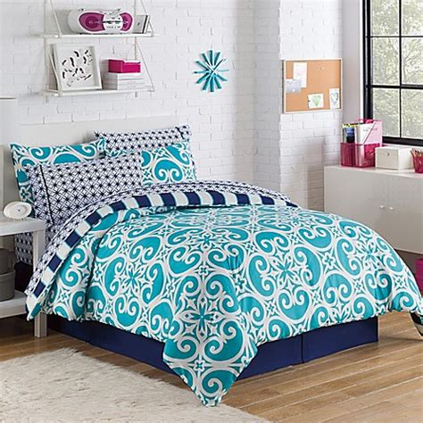 kids bedding sets gt kennedy 8 piece reversible full