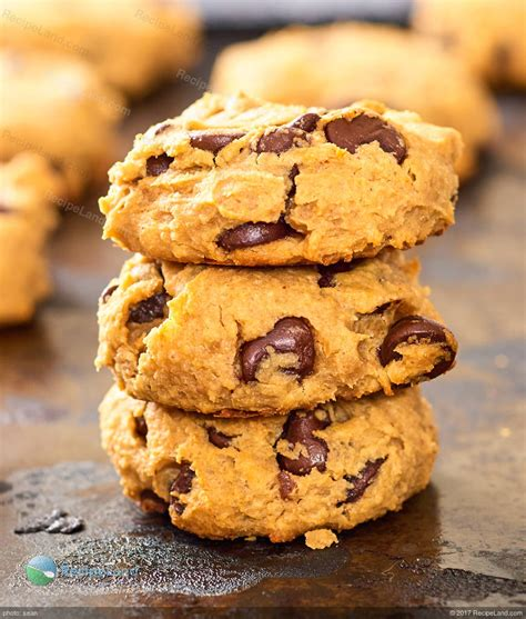 peanut butter chocolate chip and chickpea cookies gluten