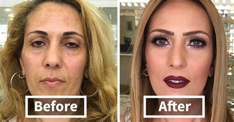 how ti do a senior mans makeover make up artist makes clients as old as 80 look decades