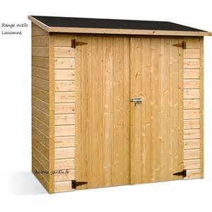 remise 224 outils 2 portes lausanne adossable sur abri de