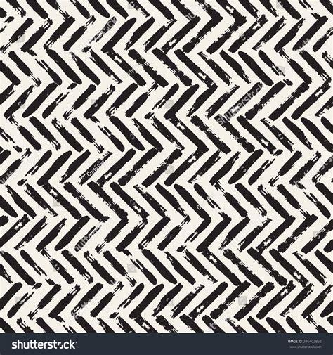 herringbone pattern brush vector seamless pattern abstract background with brush