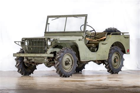 ford jeep america s oldest known jeep celebrates its 75th birthday