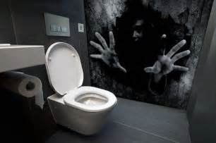 Wall Murals Diy these scary bathroom murals are the stuff of nighmares