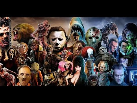 top  horror  characters youtube