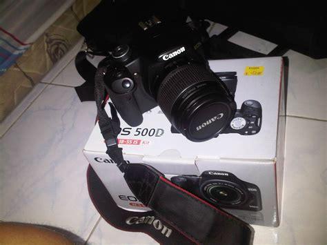 Kamera Dslr Canon Eos 1100d Kit harga kamera dslr canon eos 550d kit
