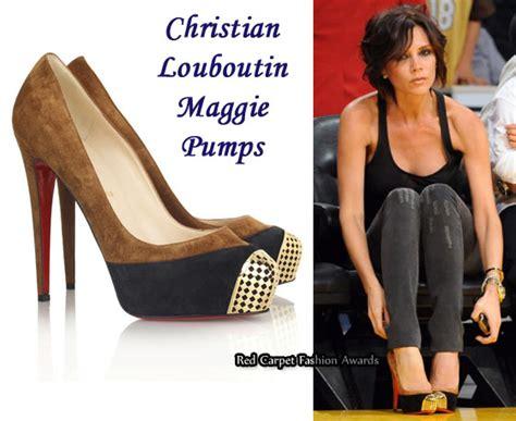In Beckhams Closet Lwren by In Beckham S Closet Christian Louboutin Maggie