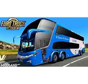 Marcopolo Paradiso G7 1800 DD 8x2 Mod For ETS 2