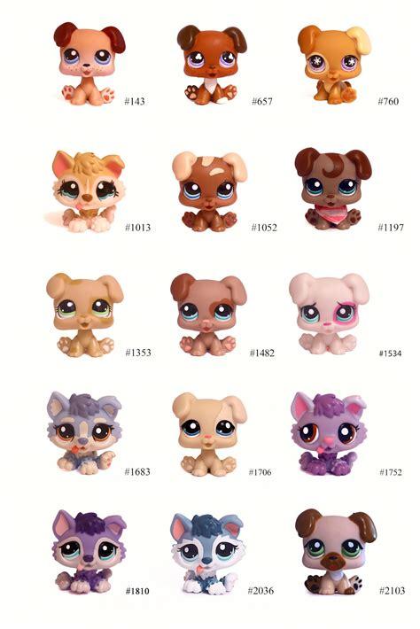 lps puppies s lps littlest pet shop pets puppy