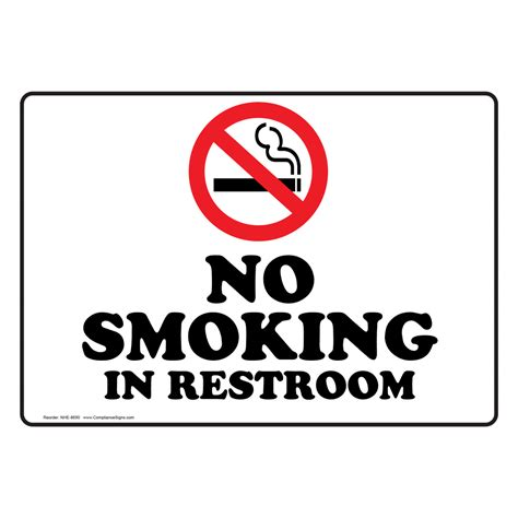no smoking sign in malayalam restroom rules and cleaning signs