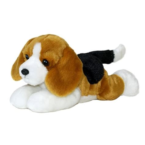 stuffed puppy buddy the stuffed beagle flopsie plush by