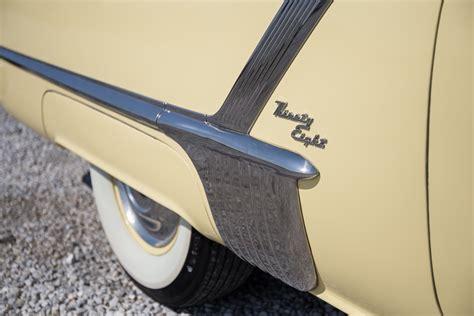 Patternized Top Skirt White 21267 1952 oldsmobile 98 fast classic cars