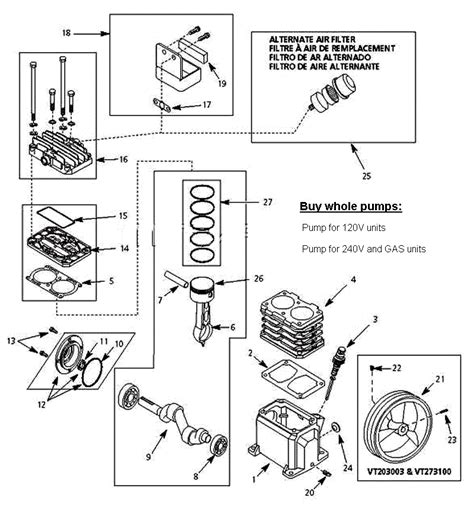 kobalt 60 gallon air compressor wiring diagram 46 wiring