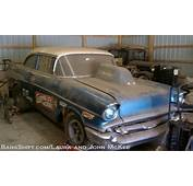 BangShiftcom Gasser Barn Find The Surprise Package 1957