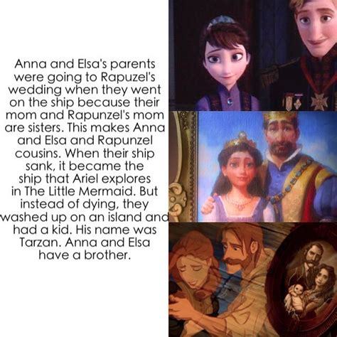 film theory elsa and rapunzel frozen theory xs its amazing and crazy frozen elsa