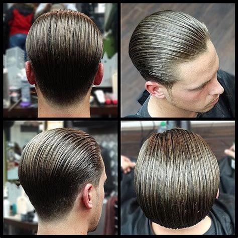 view from back of pompadour hair style 177 best images about styles on pinterest arctic monkeys