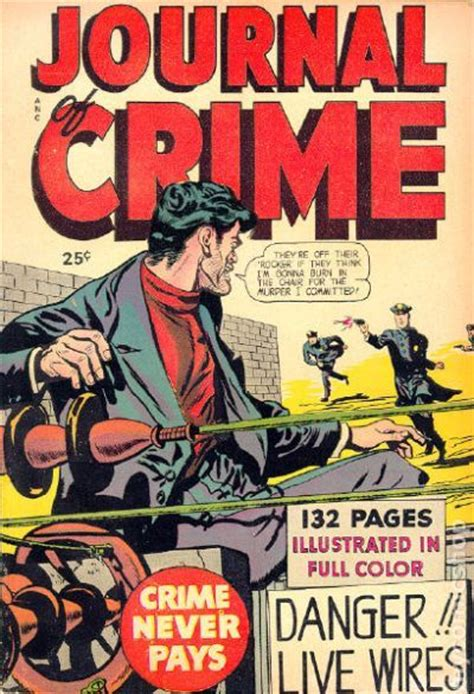 fox cities murder books journal of crime 1949 fox comic books