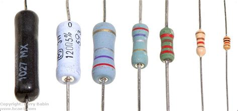 how to check resistor watt resistors