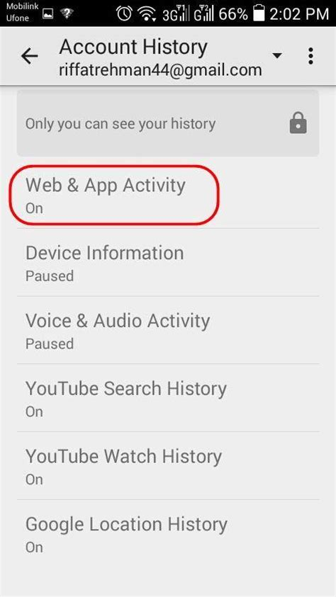clear history on android phone how to clear history from android phones