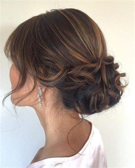 Wedding Hairstyles For Thin Curly Hair by The 25 Best Updos For Thin Hair Ideas On Thin