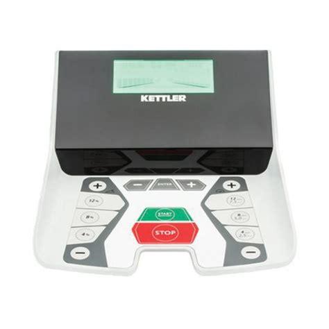 Alat Fitnes Merk Kettler ketler track 3 monitor grosir alat fitness treadmill pusat jual alat fitness treadmill