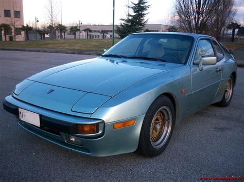 Porsche U S A by Vendo Porsche 944 Targa Versione U S A
