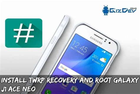 themes samsung galaxy j1 ace install twrp recovery and root galaxy j1 ace neo sm j111m