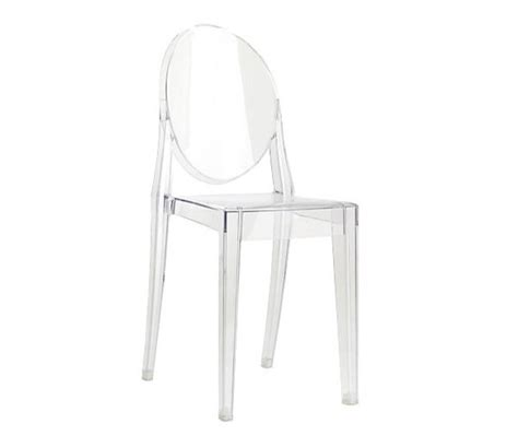 Philippe Starck Dining Chairs Ghost Chair By Philippe Starck For Kartell Design Within Reach Modern Dining